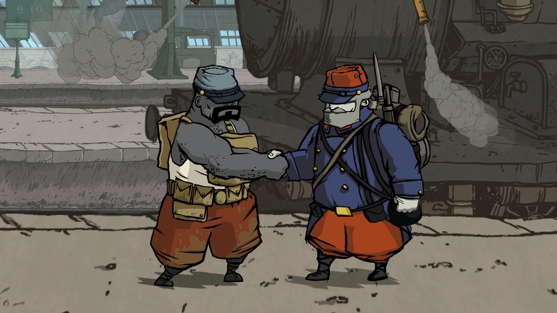 Sila priateľstva je jednou z ústredných myšlienok, ktoré hra ukazuje.